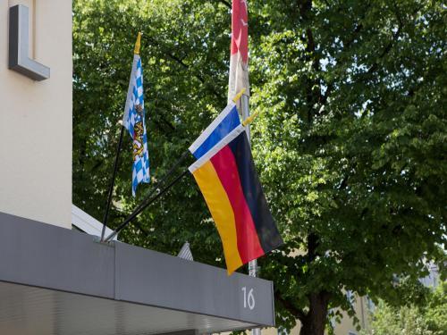 Hotel Kriemhild am Hirschgarten photo 82