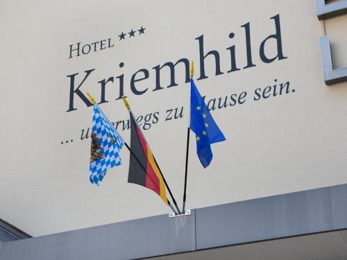 Hotel Kriemhild am Hirschgarten photo 38