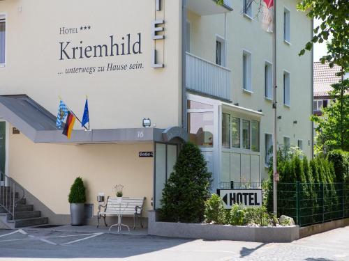 Hotel Kriemhild am Hirschgarten photo 39