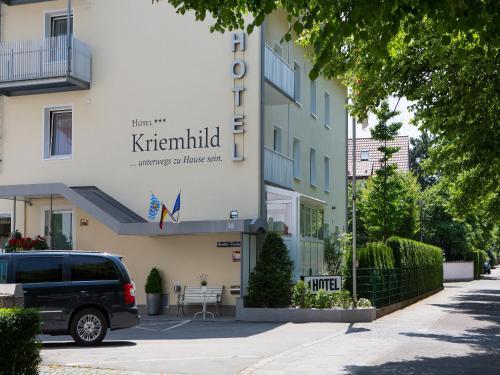 Hotel Kriemhild am Hirschgarten photo 84