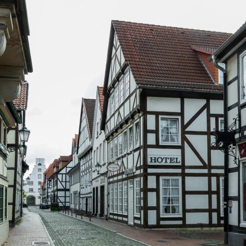 . Historik Hotel Garni Christinenhof