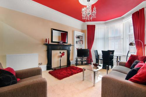 . Townhead Apartments Glasgow Airport