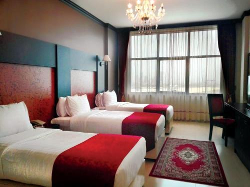 Photos de salle de Royal Phoenicia Hotel
