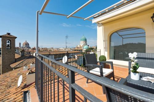 Apartments Florence La Terrazza In Italy