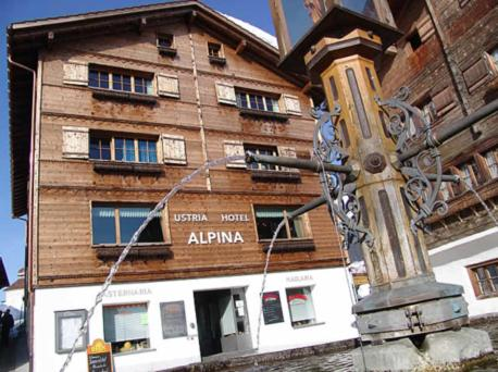 . Apartment Alpina