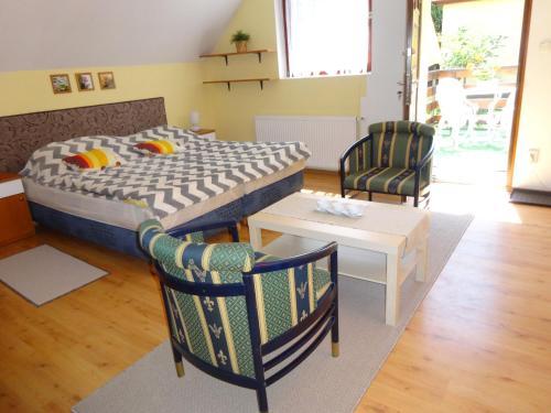 Muskátlis apartman, Pension in Budakeszi bei Nagykovácsi