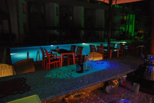 Side Angora Hotel odalar