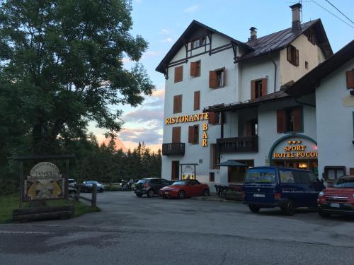 Sport Hotel Pocol a Cortina d'Ampezzo