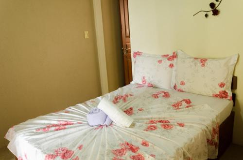 Double Room with Balcony Bem Natural Pousada e Camping
