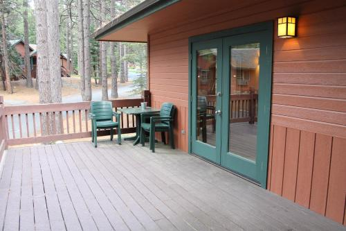Two-Bedroom Chalet with Forest View