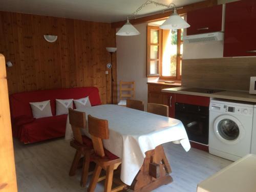 Appartement T1 - Hotel - Courchevel