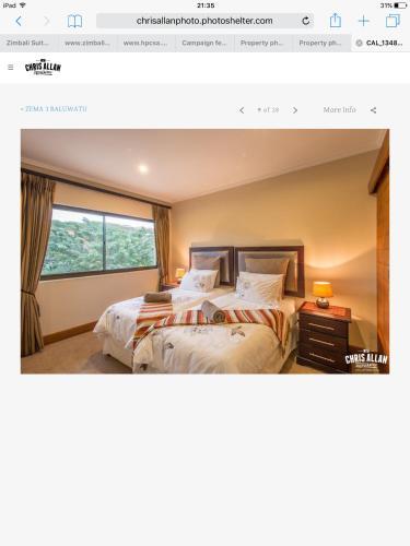 . Zimbali Holiday Home - 3 Baluwatu