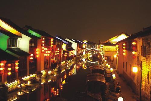 Suzhou Sun Plaza Hotel photo 11