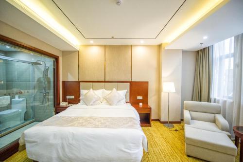 Suzhou New Century Manju Hotel Xinghuwan Branch photo 3