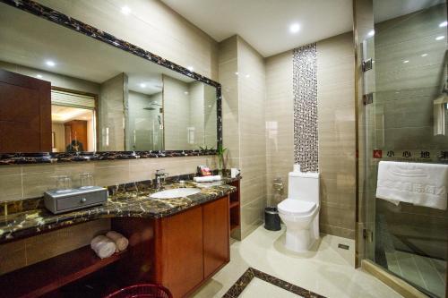 Suzhou New Century Manju Hotel Xinghuwan Branch photo 4