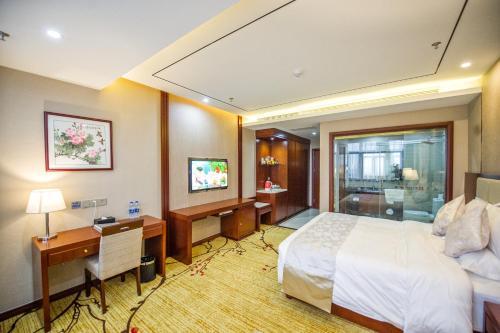 Suzhou New Century Manju Hotel Xinghuwan Branch photo 6