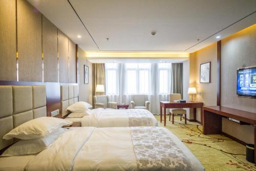 Suzhou New Century Manju Hotel Xinghuwan Branch photo 7