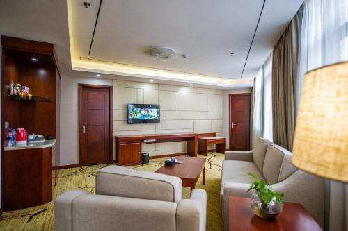 Suzhou New Century Manju Hotel Xinghuwan Branch photo 9