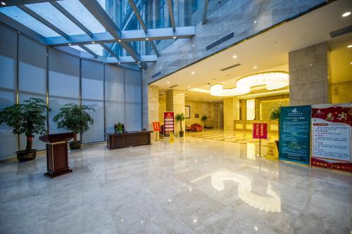 Suzhou New Century Manju Hotel Xinghuwan Branch photo 14