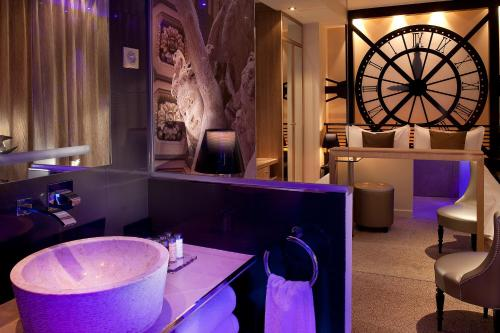 Hotel Design Secret de Paris impression