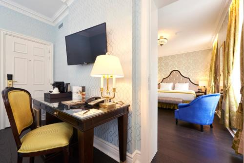 Stanhope Hotel by Thon Hotels room photos