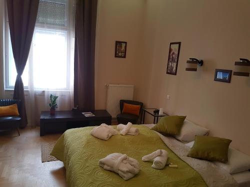 Butterfly Home Danube Двухместный номер с 1 кроватью или 2 отдельными кроватями