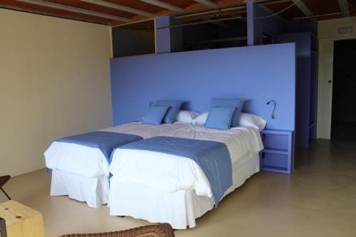 Doppelzimmer mit Terrasse Mas Ravetllat 3