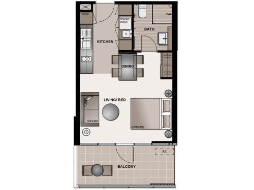 תמונות לחדר The Branksome Hotel & Residences