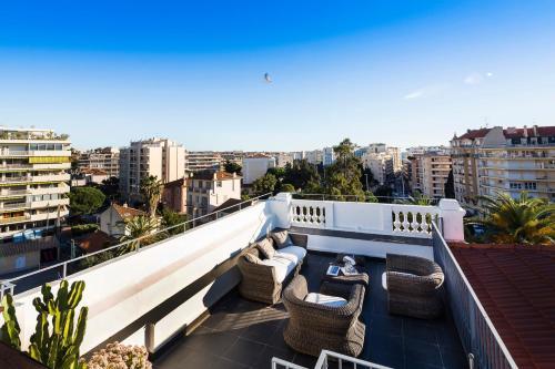 Villa Garbo - Hôtel - Cannes