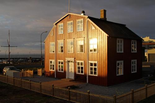 Aðalgata 2, 340 Stykkishólmur, Iceland.