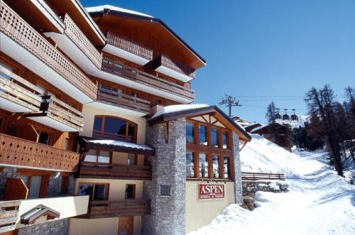Skissim Premium - Résidence Aspen 4* by Travelski - Apartment - Mâcot-la-Plagne