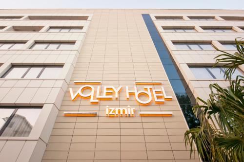 Izmir Volley Hotel Izmir yol tarifi