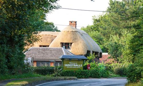 Sandy Balls Holiday Village