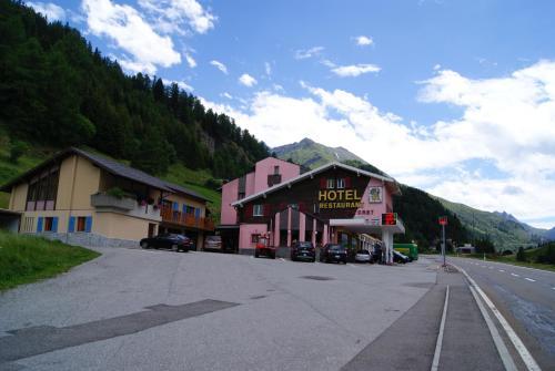 Hotel Restaurant du Crêt - Bourg-St-Pierre