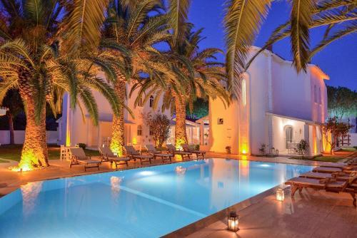 Ildir Villa Blanche Hotel rooms