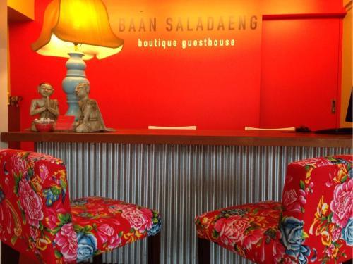 Baan Saladaeng Boutique Guesthouse photo 22
