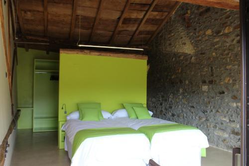 Double Room with Terrace Mas Ravetllat 2