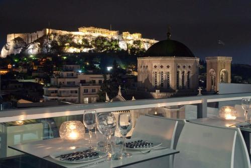 Athens Status Suites, Pension in Athen