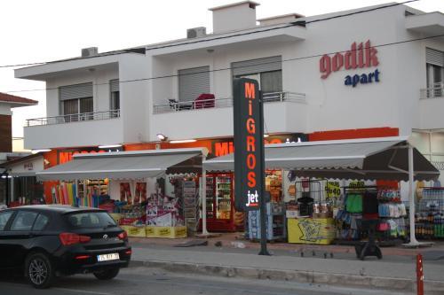 Cesme Godik Apart Hotel fiyat