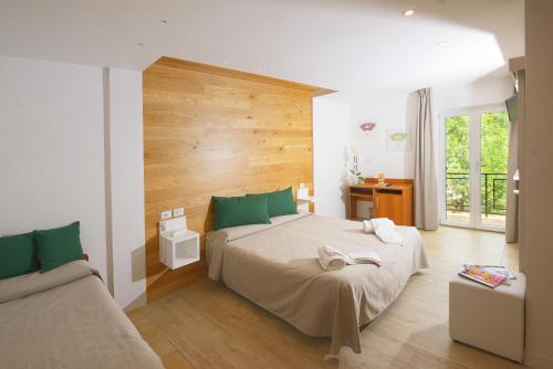 Accommodation in Villetta Barrea