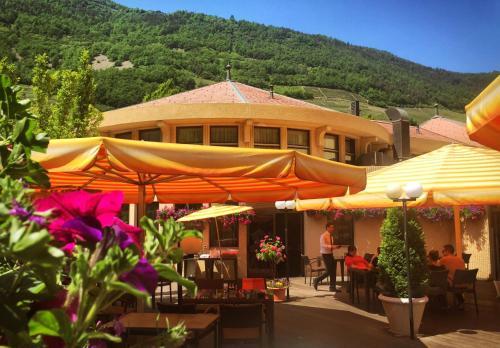 . Hotel Restaurant La Porte d'Octodure