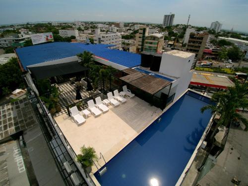 HotelCartagena Distrito Cultural