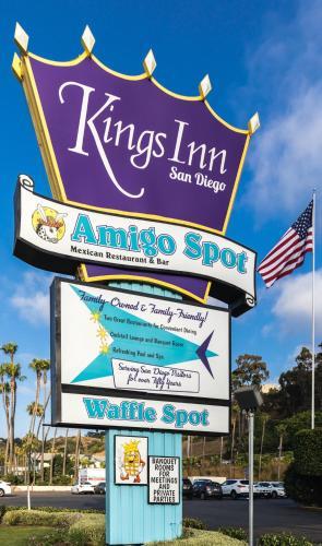 Kings Inn - San Diego, CA CA 92108