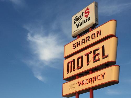. Sharon Motel
