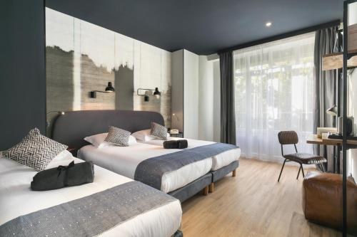 Hotel So'Co by Happyculture - Hôtel - Nice