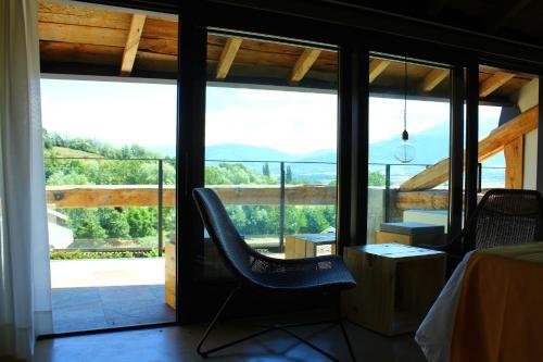 Habitación Doble con terraza Mas Ravetllat 3