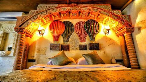 Goreme Empire Cave Hotel tek gece fiyat