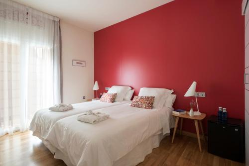 Standard Double or Twin Room - single occupancy La Alcoba del Agua 1