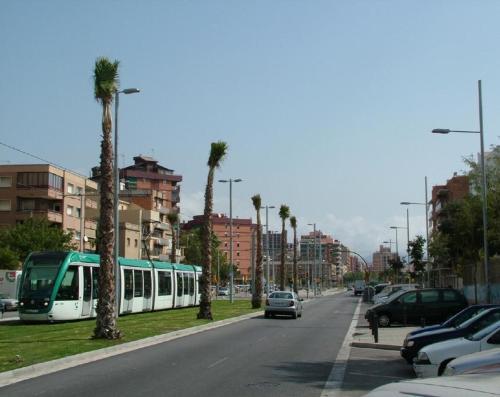big flat next to the beach barcelona photo 17