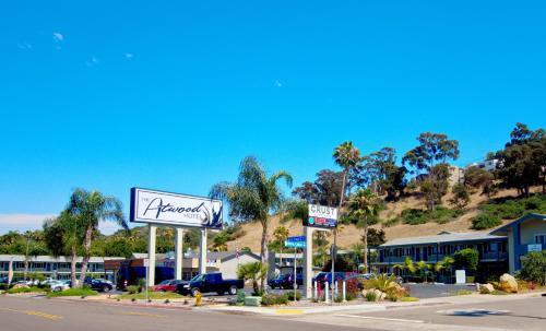 The Atwood Hotel San Diego - SeaWorld/Zoo - San Diego, CA CA 92108